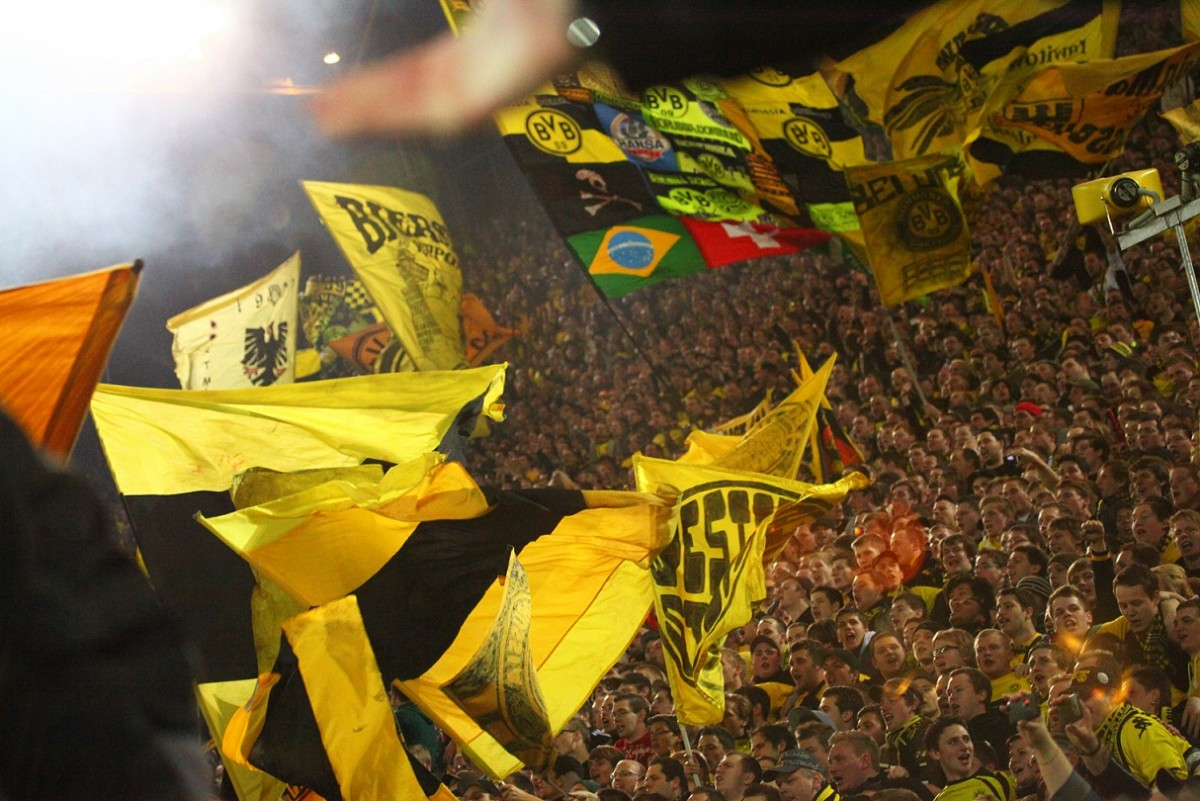 BVB-Fans