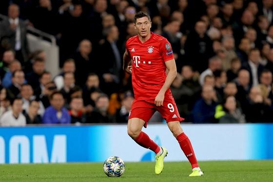 Lewandowski Robert Bayern