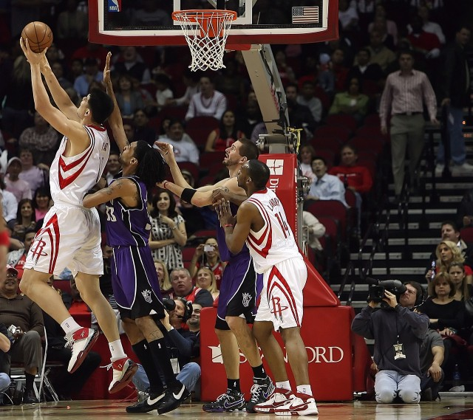 Basketballspiel NBA